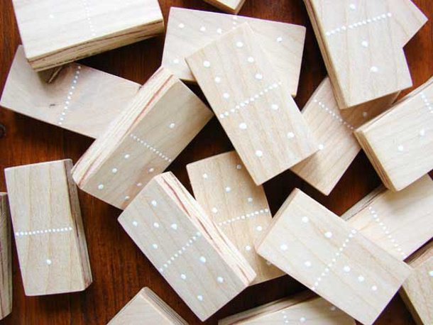 handmade dominoes diy s day gifts landeelu 7619