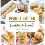 The BEST Peanut Butter Cookie Recipes and Treats