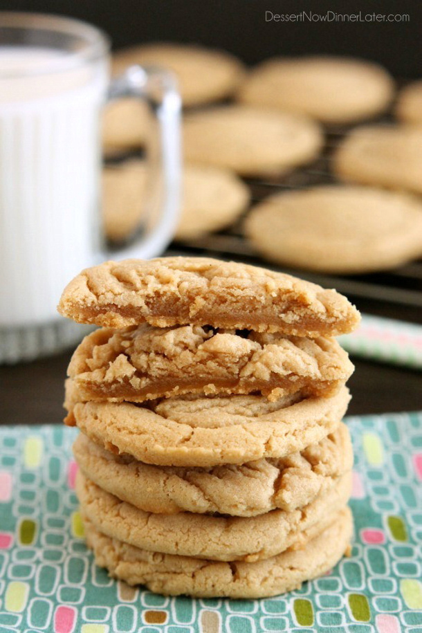 The best peanut butter cookie recipes and treats for Dessert recipes using peanut butter