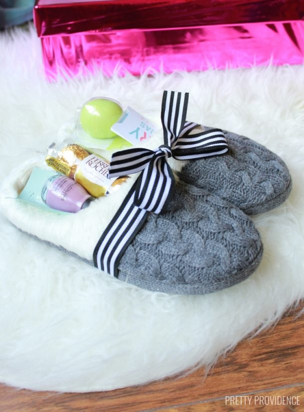 Do it yourself gift basket ideas for all occassions fill some cozy