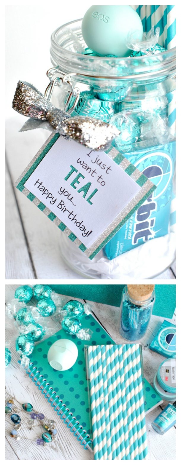 Good Wedding Gifts For Someone Who Has Everything : Do it Yourself Gift Basket Ideas for all Occassions - Teal Theme Gift ...