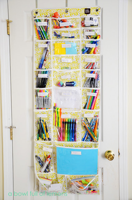 Diy Back To School Homework Stations Landeelu Com
