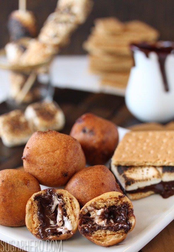 S Mores Dessert Recipes Landeelu Com
