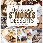 S'Mores Dessert Recipes