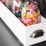 DIY Candy Bar Using Mason Jars