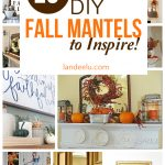 DIY Fall Mantel Decor Ideas to Inspire!