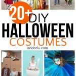 20+ DIY Halloween Costumes
