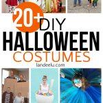 20+ DIY Halloween Costumes