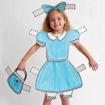 20 diy halloween costumes landeelu diy halloween costumes ideas paper doll costume via bobbie thomas solutioingenieria Choice Image