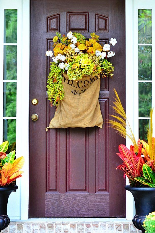 Diy Projects Pretty Diy Fall Wreaths