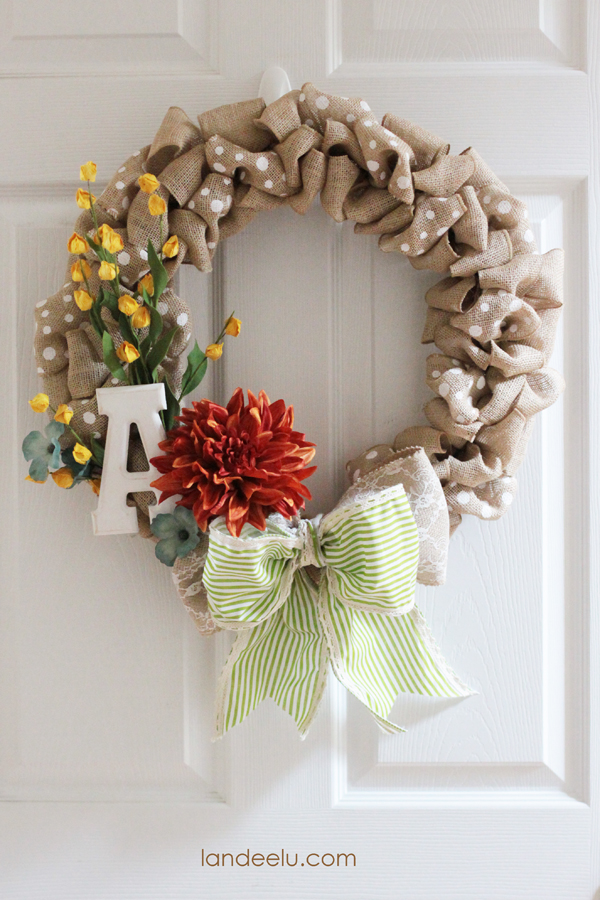 Diy Projects Pretty Diy Fall Wreaths