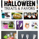 Non-Candy Halloween Treats and Party Favors