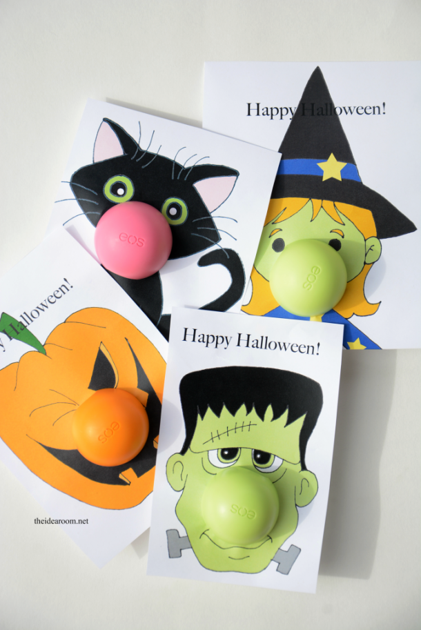 Halloween Baby Gifts Ideas : Non candy halloween treats and party favors landeelu