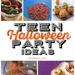 teen halloween party ideas tweens too