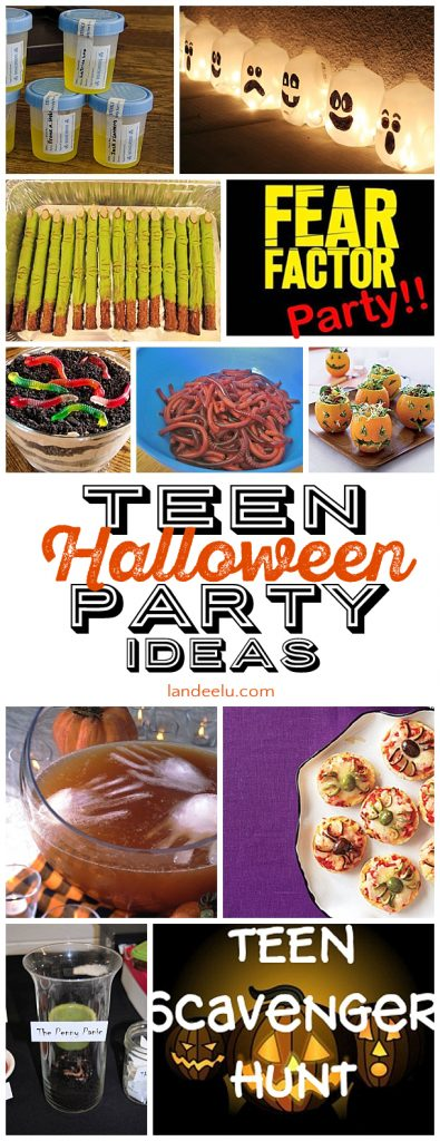 Put On The Best Halloween Party For Your Teen Or Tween