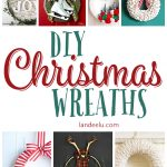 Christmas Crafts: DIY Christmas Wreaths