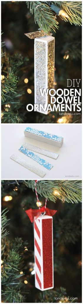 Diy Christmas Tree Ornaments To Make Page 2 Of 3