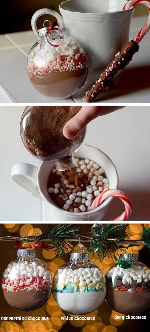 Hot Cocoa Mix DIY Christmas