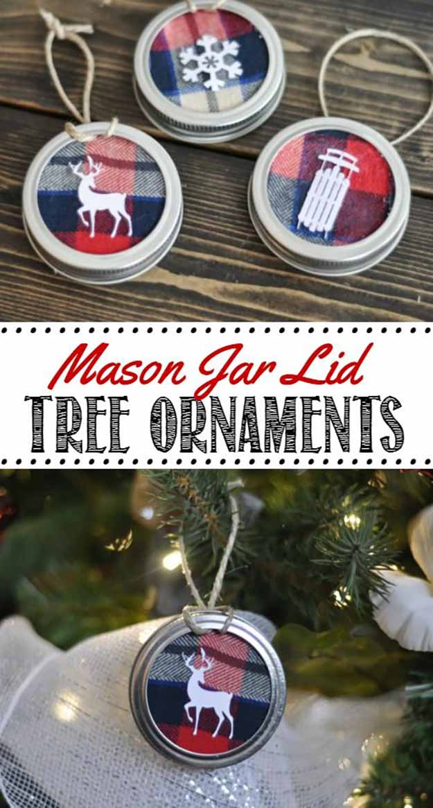 Diy christmas tree ornaments to make page 2 of 3 for Christmas tree decorations you can make at home