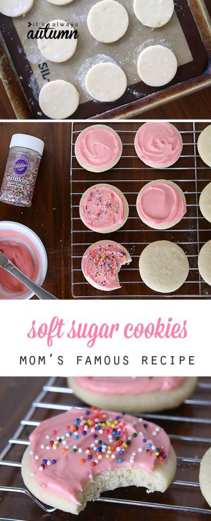Best Sugar Cookie Recipe Chewy