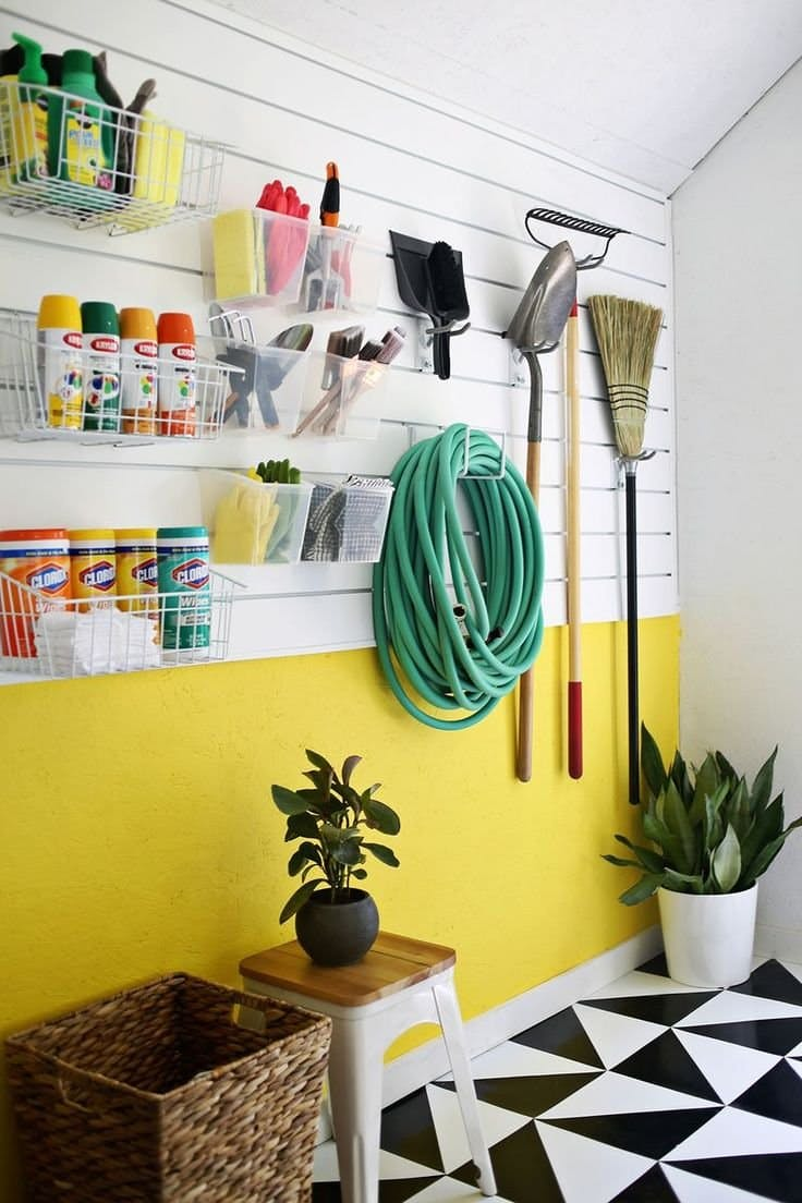 garage organization ideas - Awesome DIY Garage Organization Ideas landeelu