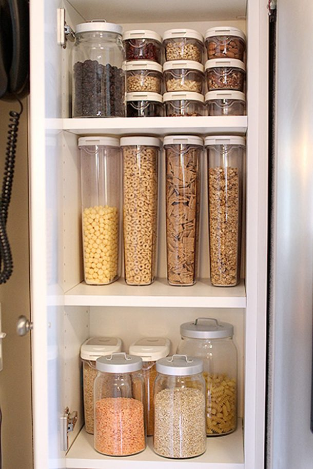 Kitchen organization ideas and hacks for Describe your perfect kitchen