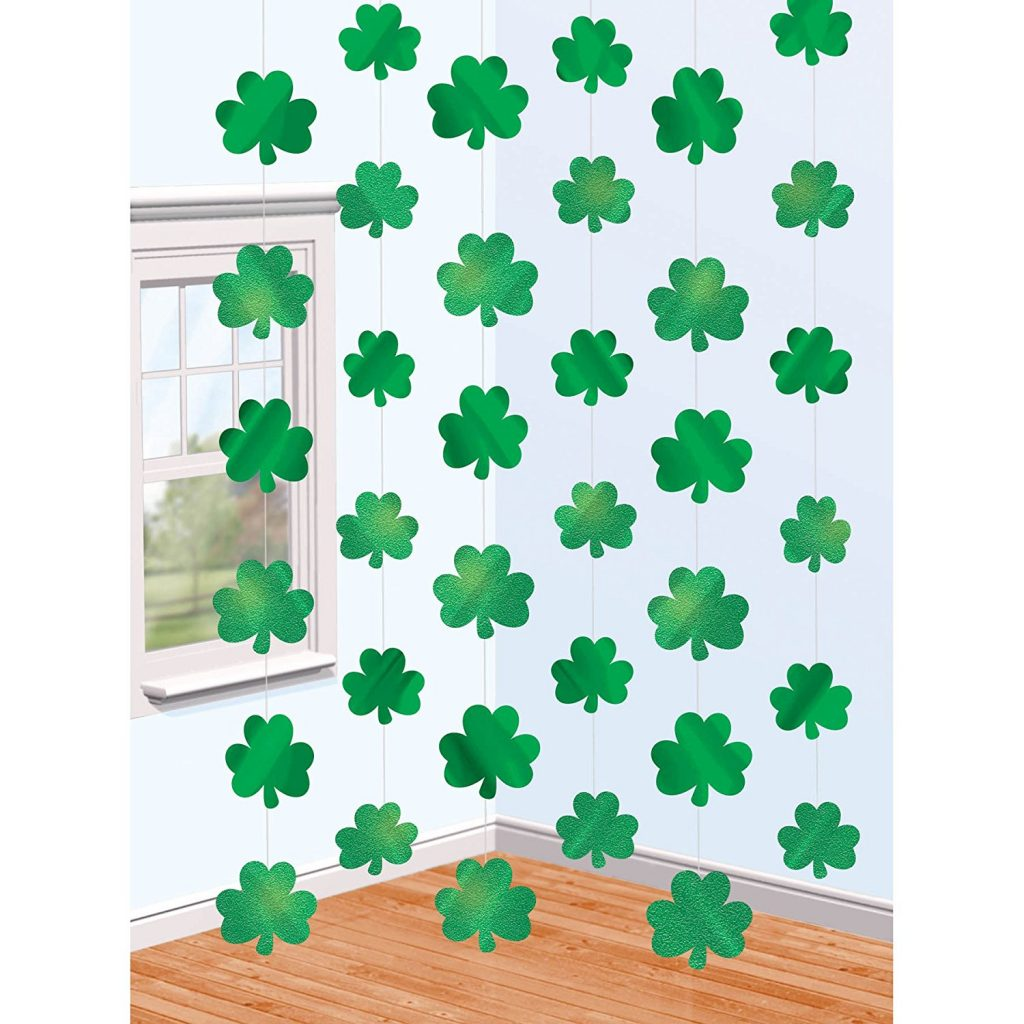 St. Patrick's Day Paper Crafts and Printables - landeelu.com