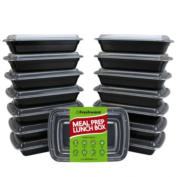 Restaurant Style Food Storage Containers
