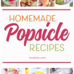 Homemade Popsicle Recipes to Beat the Heat!