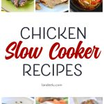 Slow Cooker Chicken Recipes for Busy Families