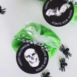 Spooky Halloween Slime: Halloween Party Favor
