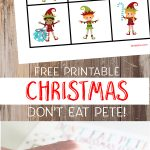 Christmas Don't Eat Pete: Fun Family Christmas Games!