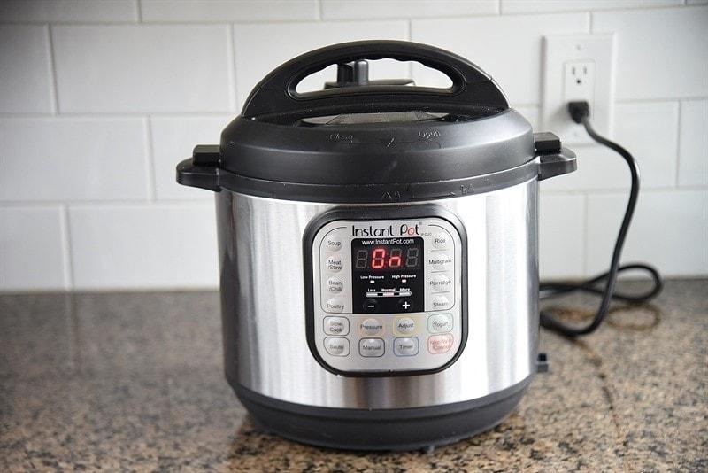 25 insanely quick instant pot recipes. Black Bedroom Furniture Sets. Home Design Ideas