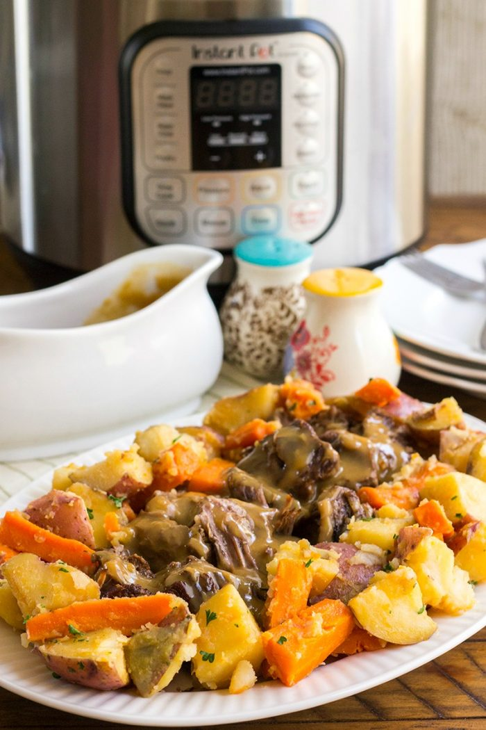 Instant Pot Old Fasioned Pot Roast