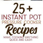 25+ Most Amazing Pressure Cooker Recipes for Your Instant Pot!