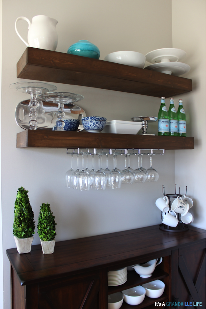 Fabulous Diy Floating Shelves To Make Landeelu Com