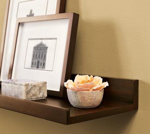 DIY Floating Shelves | Shanty 2 Chic