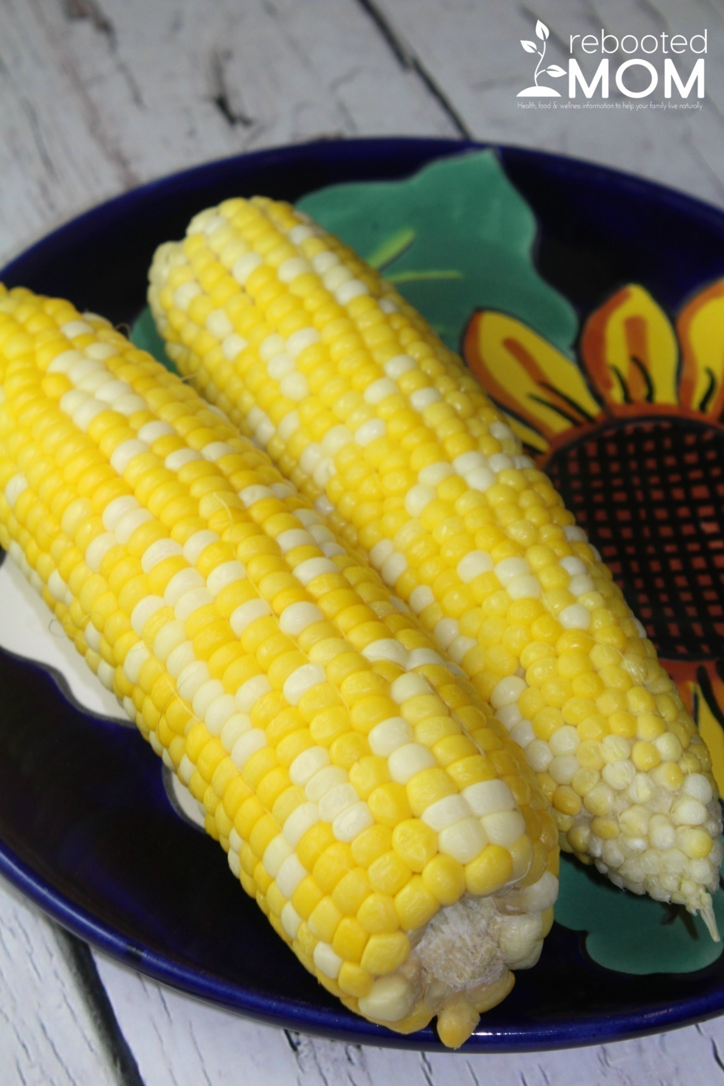 Instant Pot Corn on the Cob | Rebooted Mom