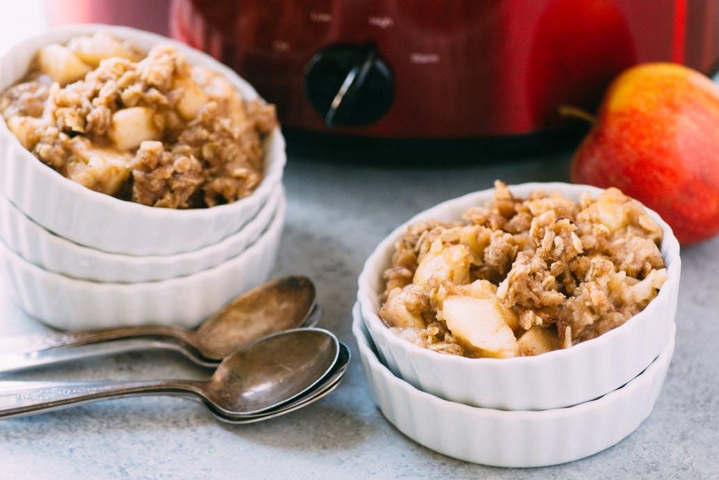 Slow Cooker Apple Crisp | The Kitchn