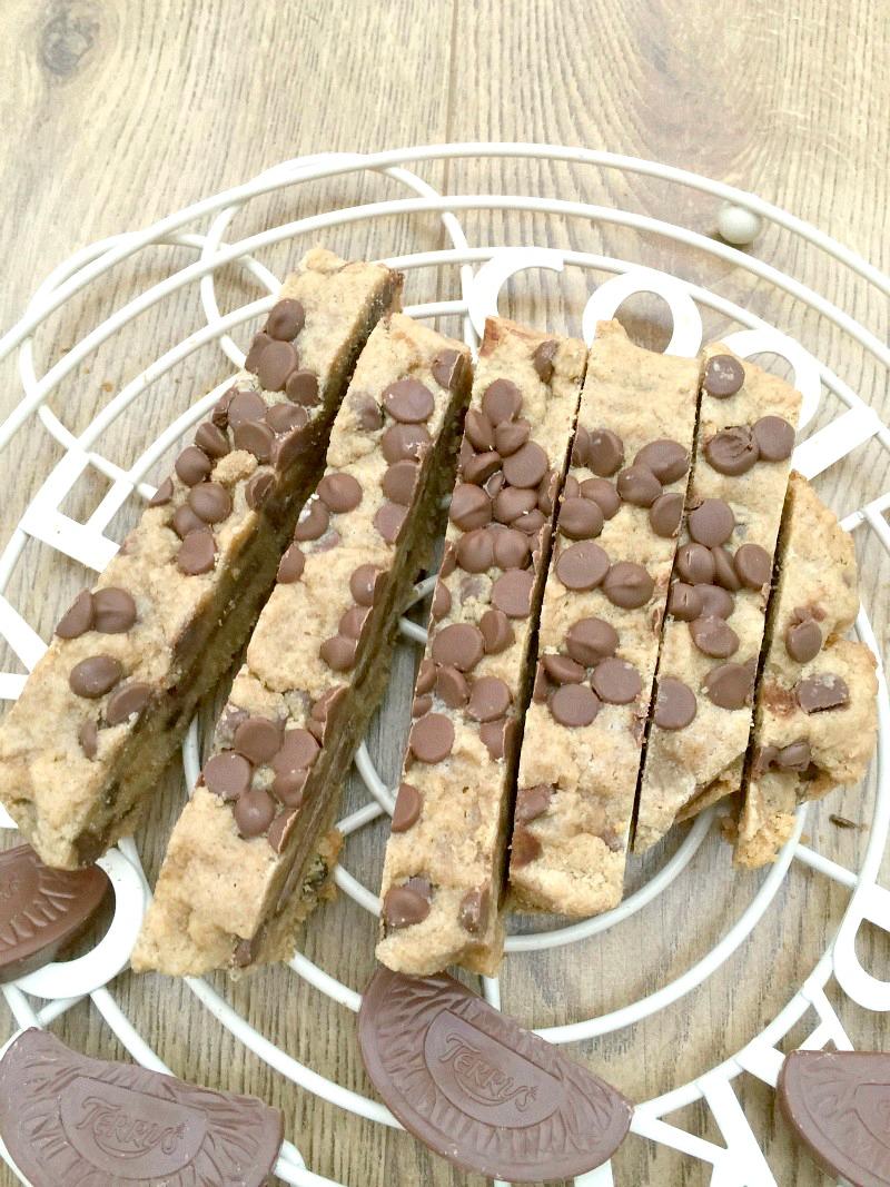 Slow Cooker Chocolate Orange Stuffed Cookies | Baking Queen 74