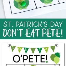 St. Patrick's Day Game: Don't Eat Pete!