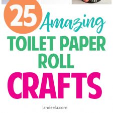 Awesome Toilet Paper Roll Crafts for All Ages!