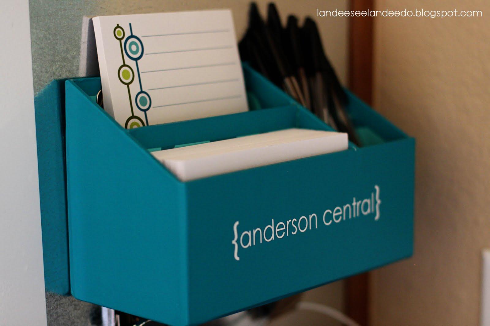 Magnetic Command Center Accessories Landeelu Com