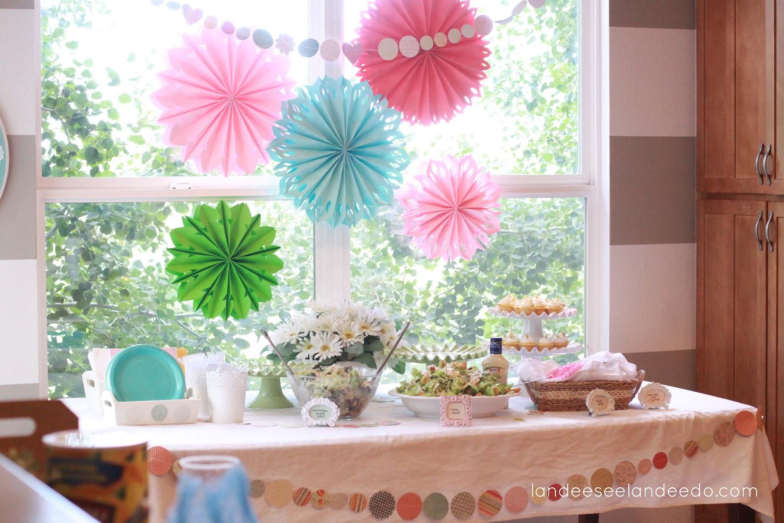 Wedding Shower Decorations landeelucom