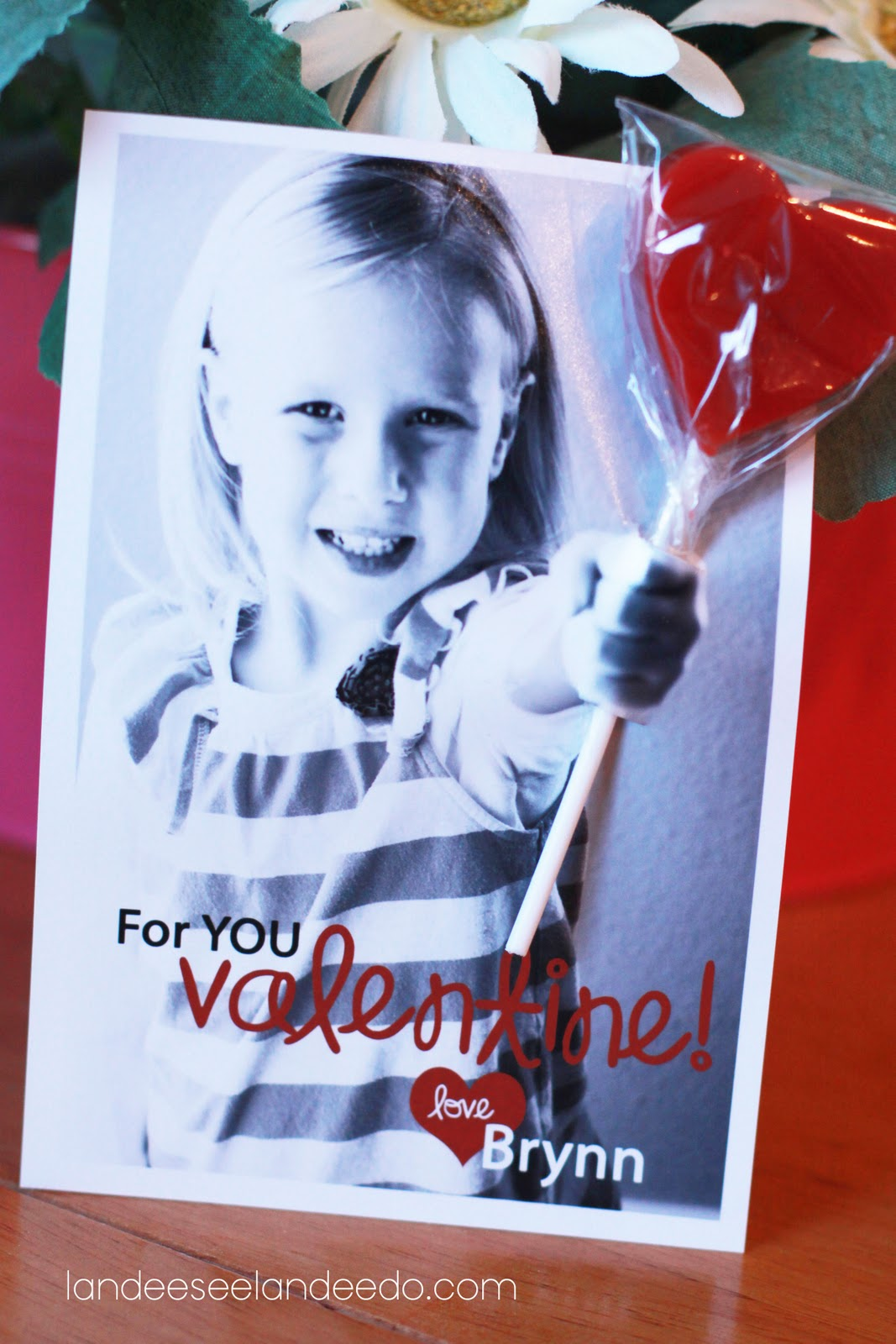 Valentine photo card ideas for Creative valentine day cards