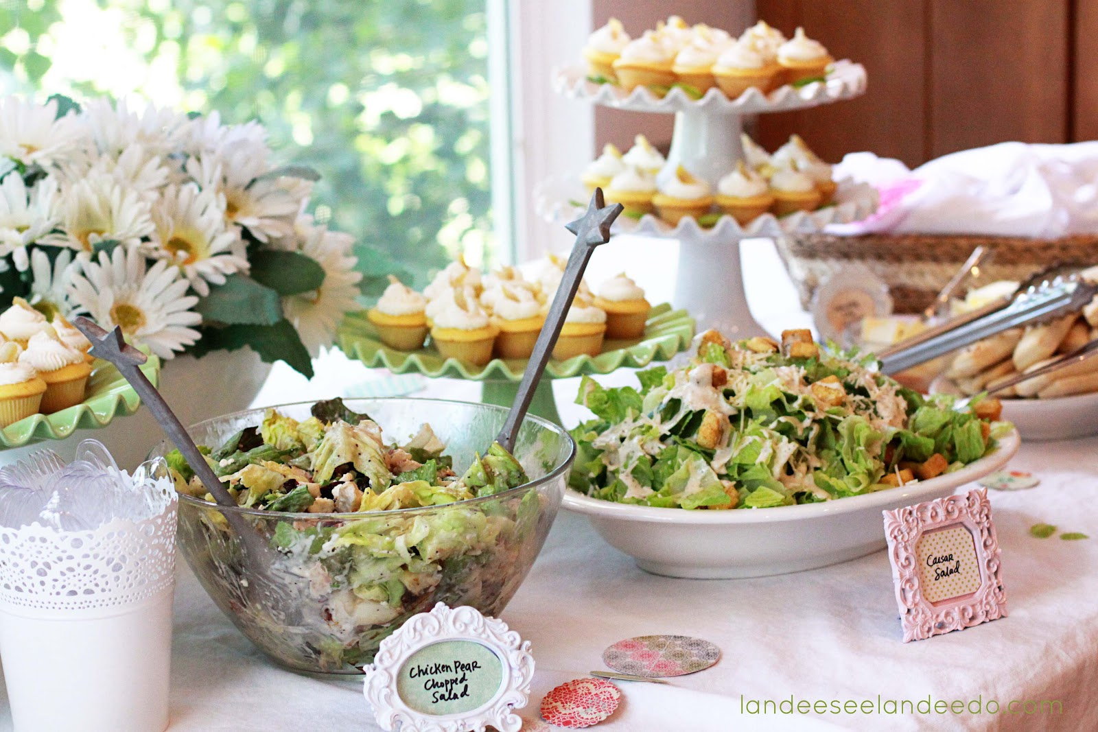 Fun Food Ideas For Bridal Shower