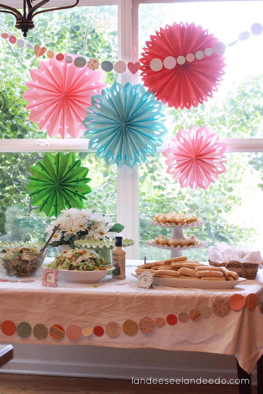 Wedding shower decorations - Wedding bridal shower ...