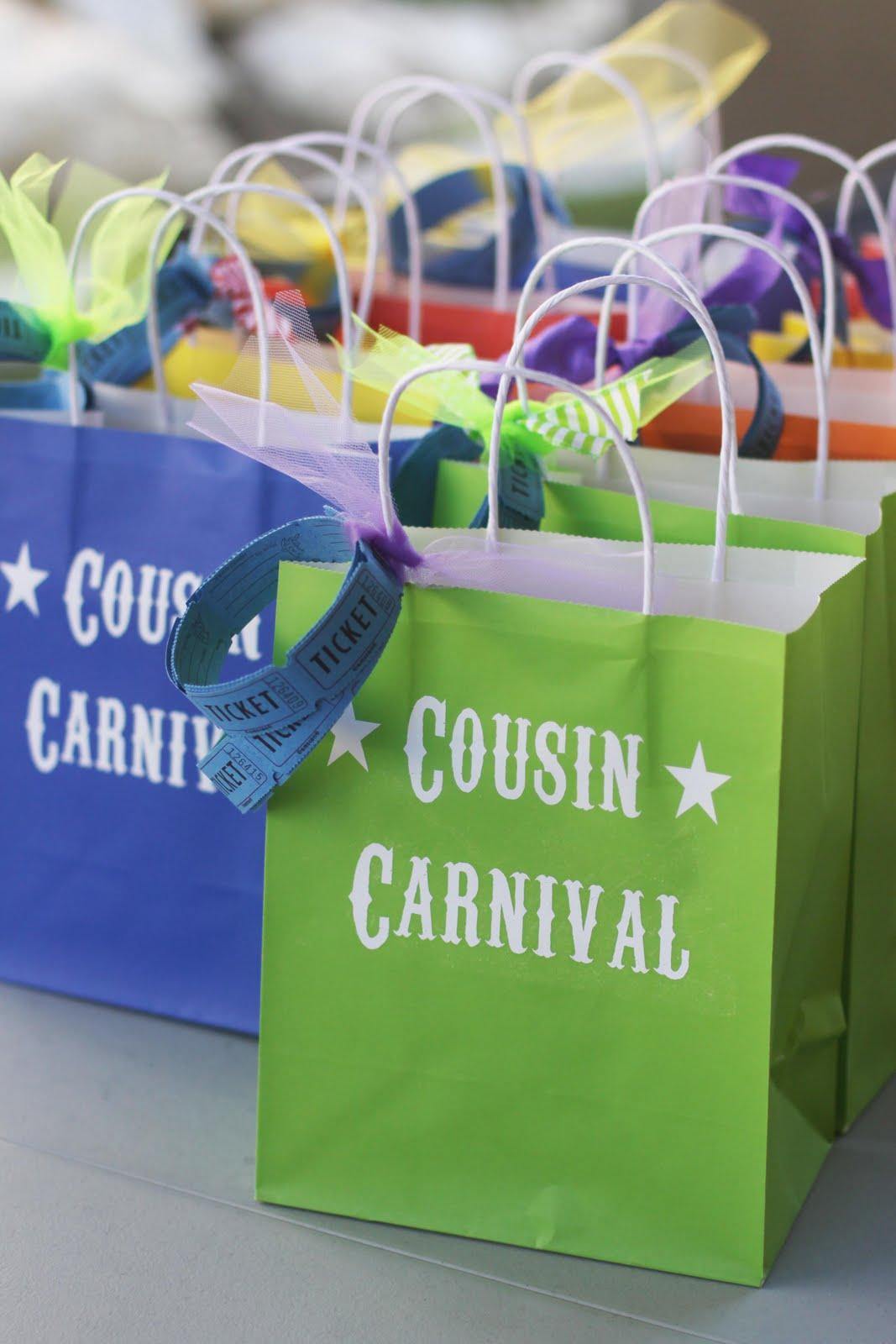 Summer Activity Idea Cousin Carnival Landeelu Com