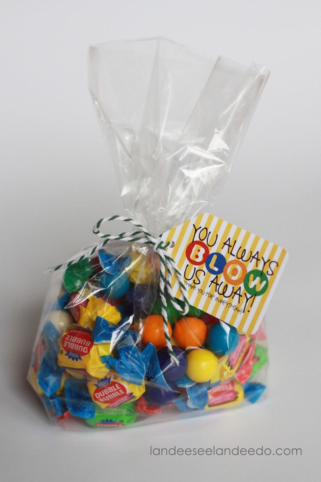 Teacher Appreciation: You Blow Us Away! - landeelu.com