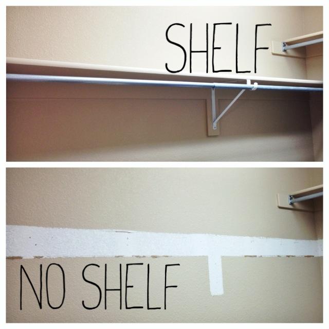 Wall Shelf With Hanging Rod ikea closet shelving. image of ikea closet organizers systems